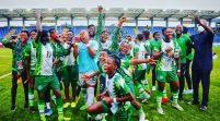 Falconets Battle Congo In FIFA U-20 Women's World Cup Qualifier