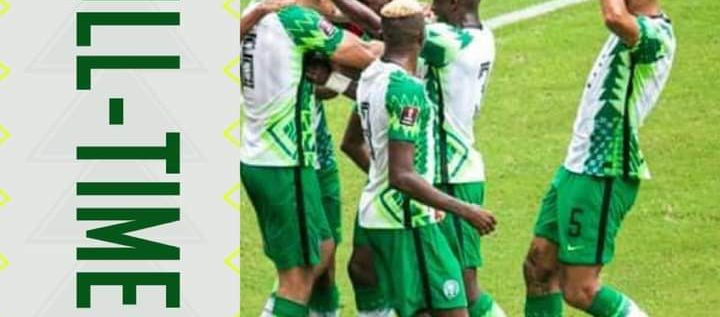 World Cup Qualifier: How Super Eagles Redeemed Battered Image Against CAR In Duoala