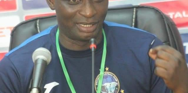 Fatai Osho Appointed Rivers United Chief Coach