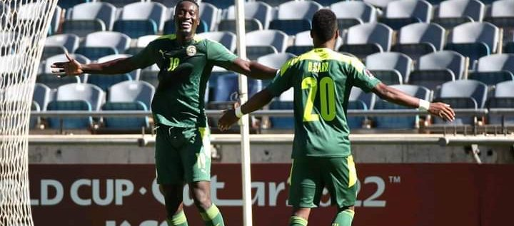 Senegal Becomes First Nation To Reach CAF Final World Cup Qualifier