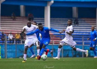Enyimba Through To CAF Confederation Cup Play-off After Thrashing Diambers
