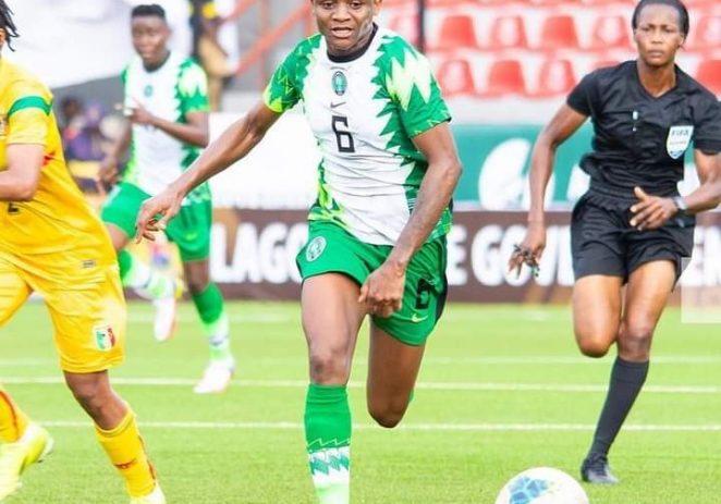 Super Falcons Reach AWCON Final Qualifier Despite Ghana Defeat