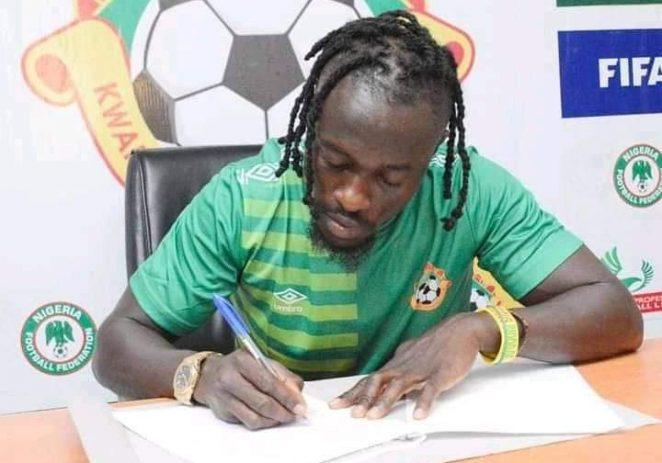 Kwara United Unveil Junior Lokosa Ahead Of New NPFL Season
