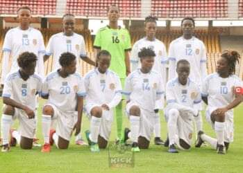 DR Congo Bundled Out Of AWCON Qualifying Race AsEquatorial Guinea walks through