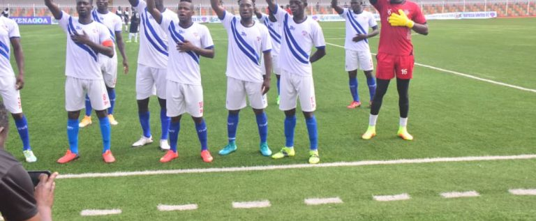 Bayelsa United, Enyimba CAF Confederation Cup Warm Up Battle Ends In Stalemate