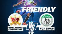 FCT SWAN Ambush Unity Sports In Novelty Match To Honour Late Goalkeeper