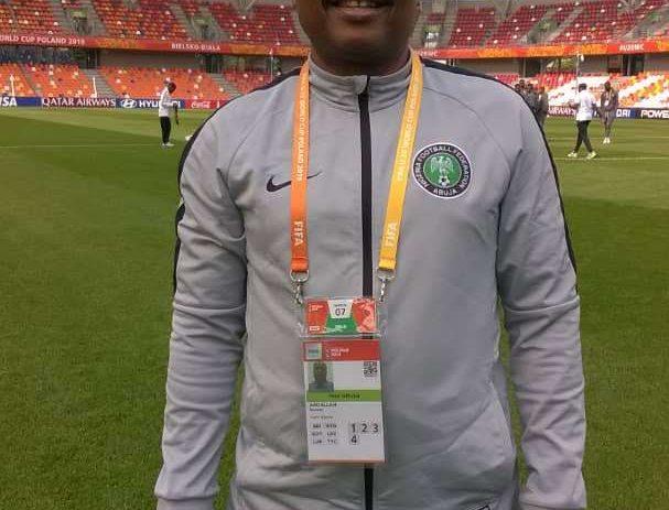 Abdallah Replaces Ikechukwu As Heartland Technical Adviser