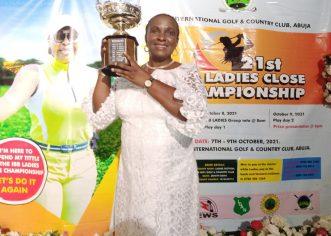 Maryrose Wins 21st IBB Ladies Close Championship