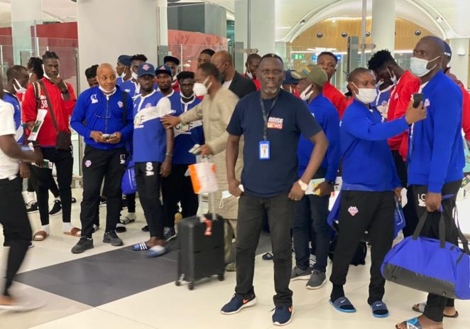 CAF Confederation Cup: Bayelsa United Depart For Tunis To Face CS Sfaxien