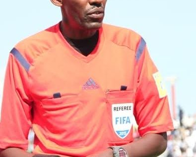 CAF Appoints Rwandan Hakizimana As Centre Referee For CAR/Nigeria World Cup Qualifier