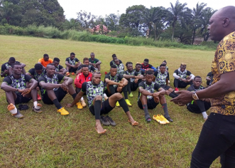 Owumi Appeals For Total Commitment As Rangers Continue Closed Camping In Nsukka